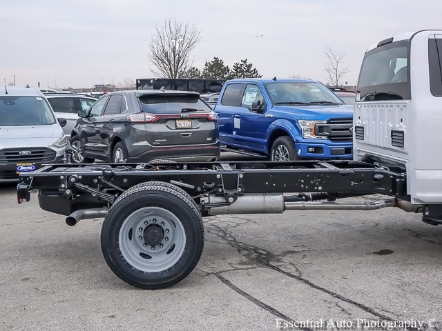 New 2019 Ford F-550SD XL