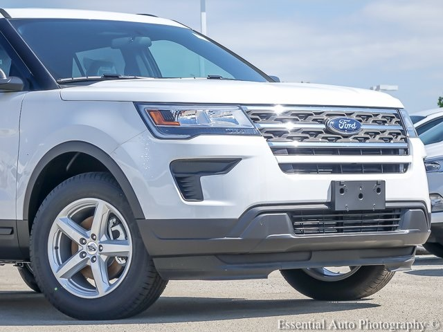 New 2019 Ford Explorer Base