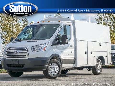 New 2018 Ford Transit-350 Base RWD SERVICE BODY