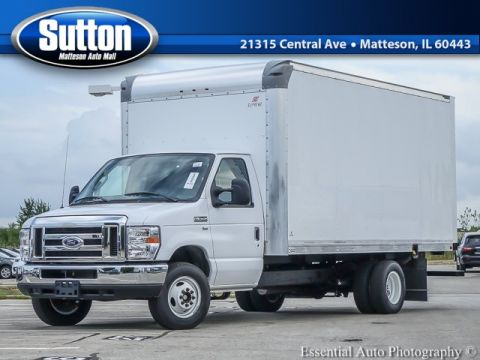 New 2018 Ford E-350SD Base RWD BOX TRUCK