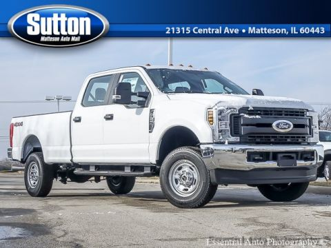 New 2019 Ford F-250SD XL 4WD