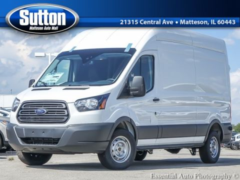 New 2019 Ford Transit-350 Base RWD CARGO VAN