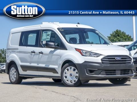 New 2020 Ford Transit Connect XL FWD Mini-van, Cargo