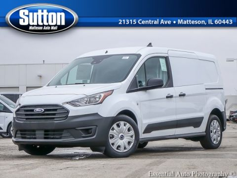 New 2019 Ford Transit Connect XL FWD TRANSIT CONNECT